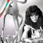 Metal Sculpture - Dorit Levinstein