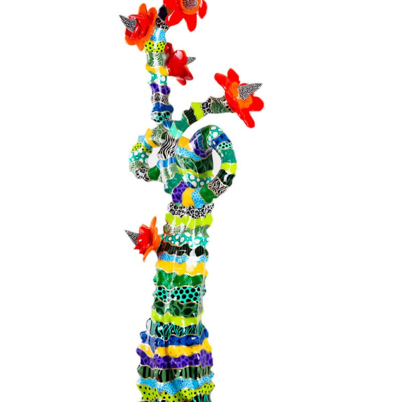 Dorit Levinstein cactus-folie-a-deux