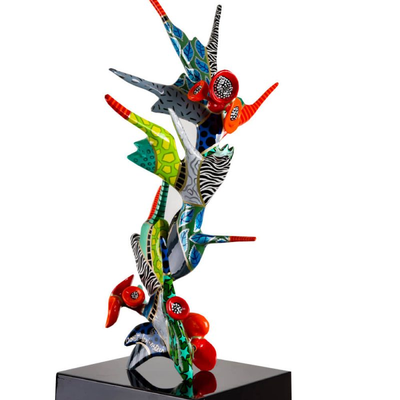 Dorit Levinstein Sculpture cactus-sting-website